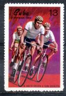Cuba 1969 - Ciclismo Cycling MNH ** - Nuevos