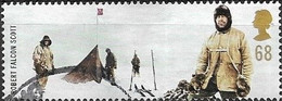 GREAT BRITAIN 2003 Extreme Endeavours. (British Explorers) - 68p - Robert Falcon Scott (Antarctic Explorer) FU - Gebraucht