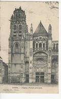 CPA - Gisors - L'Eglise - Gisors