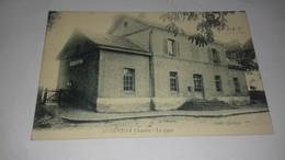CARTE AUBENTON LA GARE 1935 - Altri Comuni