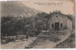BELVEDERE (06) - NOTRE DAME DU PLANET - STATION ESTIVALE - CURE D'AIR (ETAT) - Belvédère