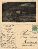 Lahr (Schwarzwald) Panorama-Ansicht 1. Deutsches Reichs-Waisenhaus 1910 - Lahr