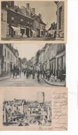 Chateaurenault ; Lot De 12 Cartes Postales Anciennes ; Réf540abc_543abc - Autres Communes