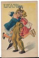 """Libération '44. Deux Dames Sautent Au Cou D'un Soldat: """"Ils Sont Si Mignons"""" - Humorísticas"""