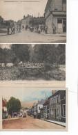 Chateaurenault ; Lot De 9cartes Postales Anciennes ; Réf519abc_521abc - Autres Communes