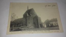 CARTE JEANTES PAR PLOMION EGLISE FORTIFIEE 1920 - Altri Comuni