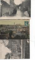 Chateaurenault ; Lot De 12 Cartes Postales Anciennes ; Réf515abc_518abc - Autres Communes