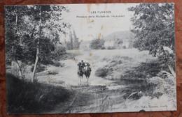 LES FUMADES (30) - PASSAGE DE LA RIVIERE DE L'AUZONNET - Other Municipalities