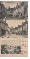 Chateaurenault ; Lot De 9 Cartes Postales Anciennes ; Réf512abc_514abc - Autres Communes