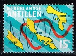 Niederländische Antillen 1973,Michel# 269 O  Inauguration Of The Inter-island Submarine Cable - Antillen