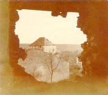 PHOTO FRANÇAISE - LE CHATEAU DE SEICHEPREY PRES DE MANDRES AU QUATRE TOURS - MEURTHE ET MOSELLE - GUERRE 1914 1918 - 1914-18