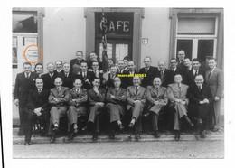 Morlanwelz - Photo D'un Groupe Amicale De  Prisonniers De Guerre Ou Anciens Prisonniers - Lugares