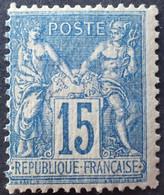 FD/3769 - SAGE TYPE II N°90 NEUF** - 1876-1898 Sage (Tipo II)
