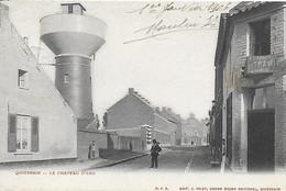 Belgique )  QUIEVRAIN  -  Le Chateau D' Eau - Quievrain