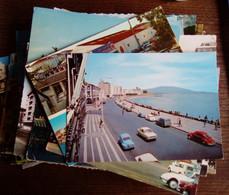 Lot De 50 Cartes Postales CPSM - Voitures Des Années 50,60,70. - 5 - 99 Postkaarten