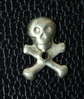 "Peu Courant ! ""Memento Mori"" De Crucifix - Skull - Tête De Mort - Religion & Esotérisme"