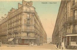 75010 - PARIS - Rue Cail - Couleur - Arrondissement: 10