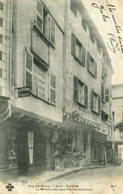 63 - CPA Thiers - La Maison Des Sept Péchés Capitaux - Thiers