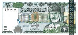 OMAN 2000 20 Rial - P.41a Neuf UNC - Oman