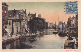 CPA ROTTERDAM DELFTSCHE VAART - Rotterdam