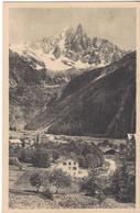 74 LES PRAZ DE CHAMONIX HOTELS REGINA ET SPLENDID ET GOLF VALLEE DE CHAMONIX MONT BLANC Editeur LEVY ET NEURDEIN LL 54 - Chamonix-Mont-Blanc