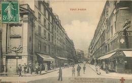 75011 - TOUT PARIS - Rue De Charonne Prise Fbg St Antoine - Distretto: 11