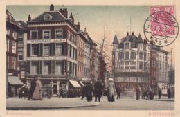 CPA ROTTERDAM ZEEVISEHMARKT - Rotterdam