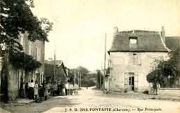 FONTAFIE  =  Rue Principale 1805 - Other Municipalities
