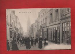 CPA  -  En Touraine -  Preuilly Sur Claise -( I-&-L) - La Grande Rue - Sonstige Gemeinden