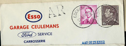 Doc. De EDEGEM  - C 1 C - Du 22/09/64 En Rec. ( E ) - Landpost (Ruralpost)