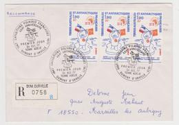 TAAF - Dumont D'urville - Paul Emile Victor - P 73 - 30ème Anniversaire - Non Classés