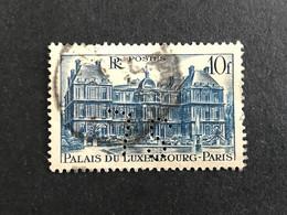 FRANCE S N° 760 1946 SL 132 Indice 3 Perforé Perforés Perfins Perfin Superbe - Gezähnt (Perforiert/Gezähnt)
