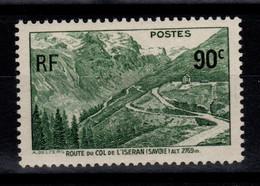 YV 358 N** Iseran Cote 4,30 Euros - Unused Stamps