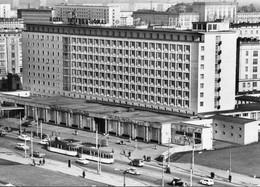 """Tram/Strassenbahn Magdeburg,Interhotel """"International"""", Gelaufen - Strassenbahnen"""