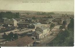 - ARDENNES - VOUZIERS - La Gare Et Le Port, Carte Pelliculée Couleur - Otros Municipios