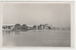 ° AVIATION ° AVION ° HYDRAVION ° BASE AERONAUTIQUE NAVALE DE BERRE 1933-34 ° CARTE PHOTO ° - Aerodromes