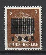 Netzschkau-Reichenbach (Sachsen): Nr 2 Postfrisch/** - Soviet Zone