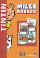 TINTIN   JEU DU MILLE BORNES - Hergé