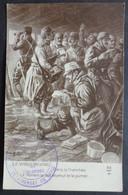 CPA GUERRE 1914 - Le Vaguemestre - Dans La Tranchée, Le Moment Le Plus Heureux De La Journée - Réf. F 225 - Oorlog 1914-18