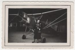 ° AVIATION ° AVIATRICE ° MARYSE BASTIE ° PHOTO ° - Luftfahrt