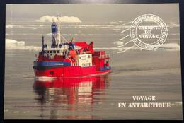 C661 N°661/676** Carnet De Voyage - Voyage En Antartique - Boekjes