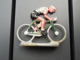 Cycliste En Métal - Altri
