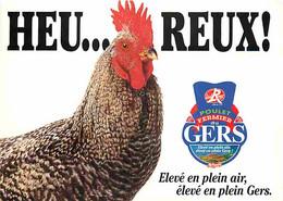 Animaux - Oiseaux - Poulet Fermier Du Gers Avigers - CPM - Voir Scans Recto-Verso - Vögel