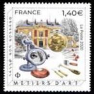 France 2020 - Métiers D'art - Graveur Sur Métal ** - Unused Stamps