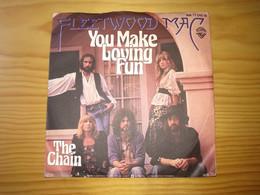"""Vinil 45 - Fleetwood Mac """" You Make Loving Fun """" - Andere"""