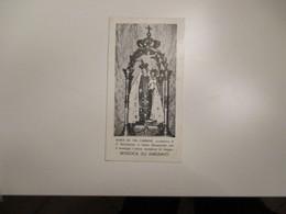 Beata Vergine Delle Grazie Santuario TREBBIO Di Montegridolfo - Devotion Images