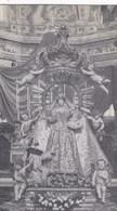 SANTINO -  MADONNA DEL ROSARIO - VENERATA NELLA CHIESA DEI PADRI DOMENICANI IN BERGAMO - Devotion Images