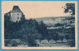 CAZALS - Le Château - Cazals