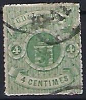 Luxembourg - Luxemburg - Timbres 1865  - 4c   Michel  15 °  VC 30,-    2 Scans - Blocchi & Foglietti