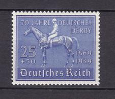 Deutsches Reich - 1939 - Michel Nr. 698 - Ungebr. - 20 Euro - Nuevos
